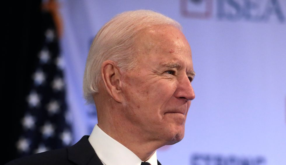 Team Trump finally figured out the one small flaw in their attacks on Joe Biden
