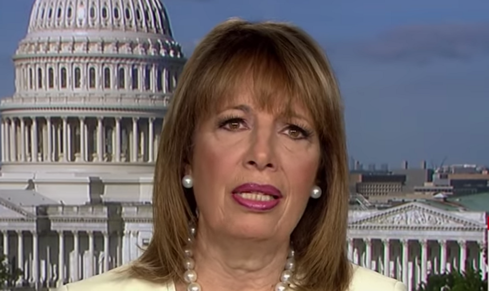 Rep. Jackie Speier hints at 'violation of law' as she leaves whistleblower hearing: 'A very grave situation'