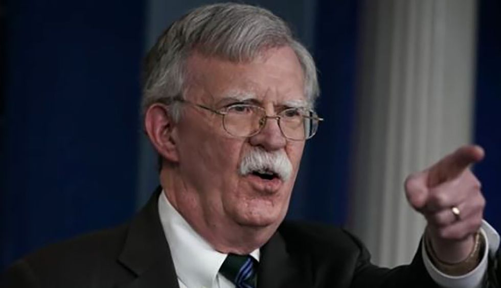 'Blow up the phones': Demands for Bolton to testify surge after new revelations about Ukrainian aid freeze