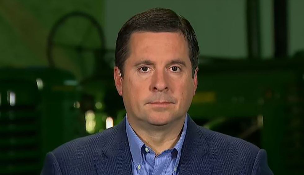Twitter rips 'raging moron' Devin Nunes for advising public gatherings: 'Is he really that dumb?'