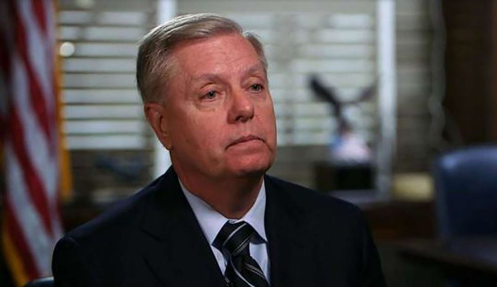 Lindsey Graham among GOP candidates who took money from alleged racist