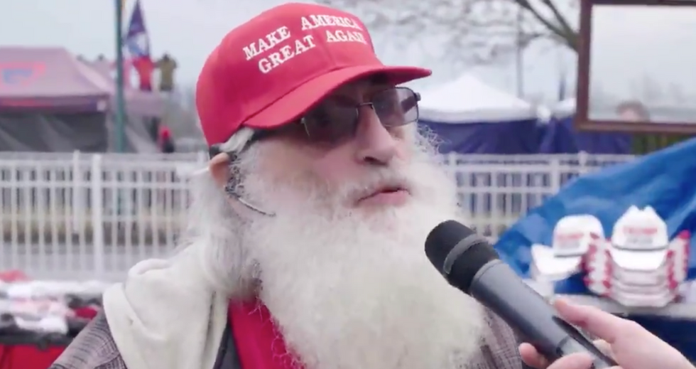 Hilarious video exposes Trump supporters urging Americans to 'read the transcript' — but admitting they haven't
