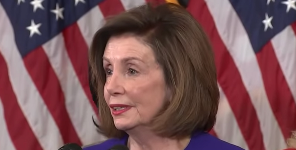 Is Nancy Pelosi making a huge mistake in the face of the coronavirus?