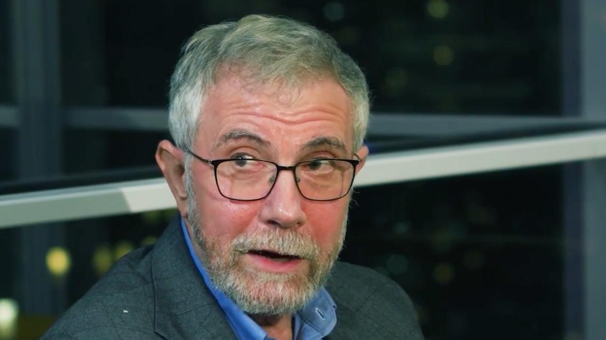 Economist Paul Krugman explains why Biden's ambitious 'family plan' offers 'big returns' for the US