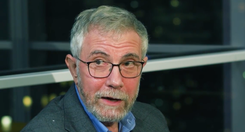Nobel economist Paul Krugman explains how the GOP's 'breathtaking fiscal hypocrisy' might win Trump reelection