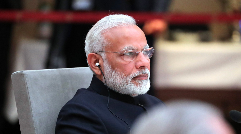 India's government is going to war against its own people