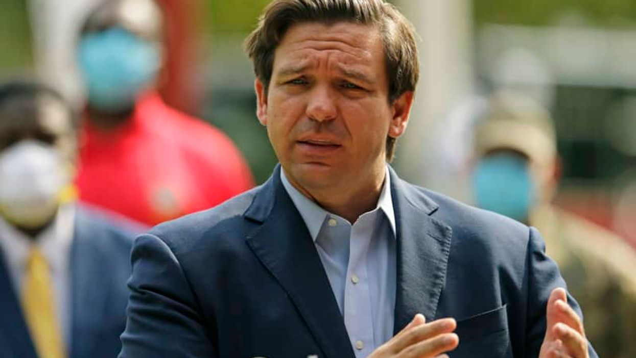 DeSantis ignores official advice on prioritizing essential workers for vaccines: 'I don't think that's the direction we want'