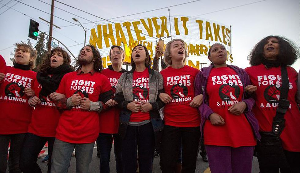 Fear of inadequate work safety measures prompts California fast food workers to strike