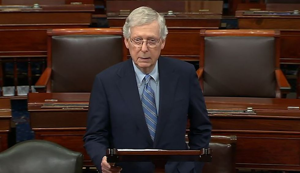 McConnell's refusal to help states could cause US economy to 'contract by 3%' — and result in over 4 million job losses: report