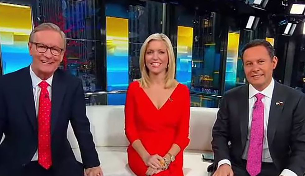 'Fox & Friends' host 'stunned' as network poll shows majority of Americans want Trump impeached and removed