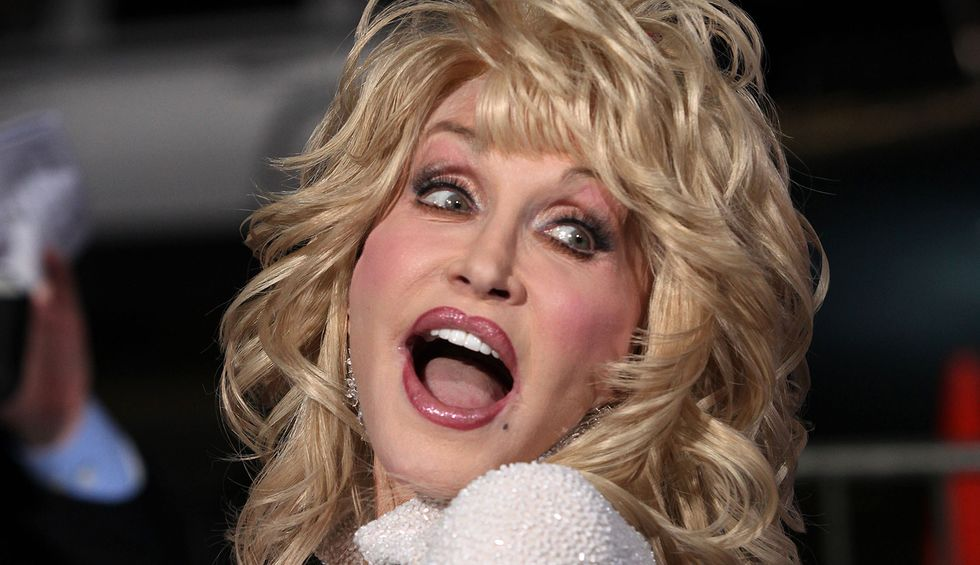 Dolly Parton says 'of course' she supports Black Lives Matter