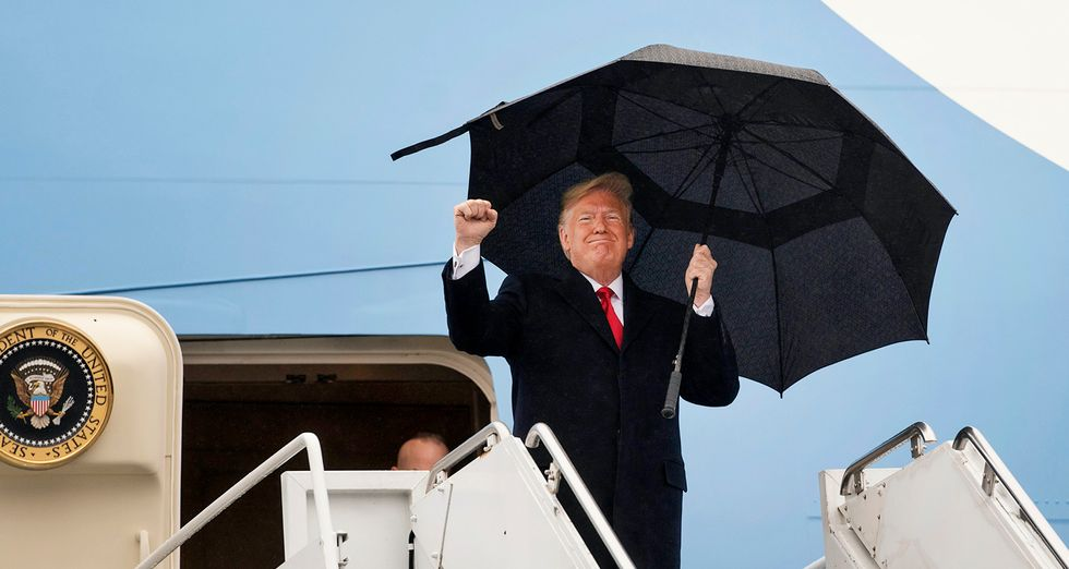 How the Trump presidency is reversing history