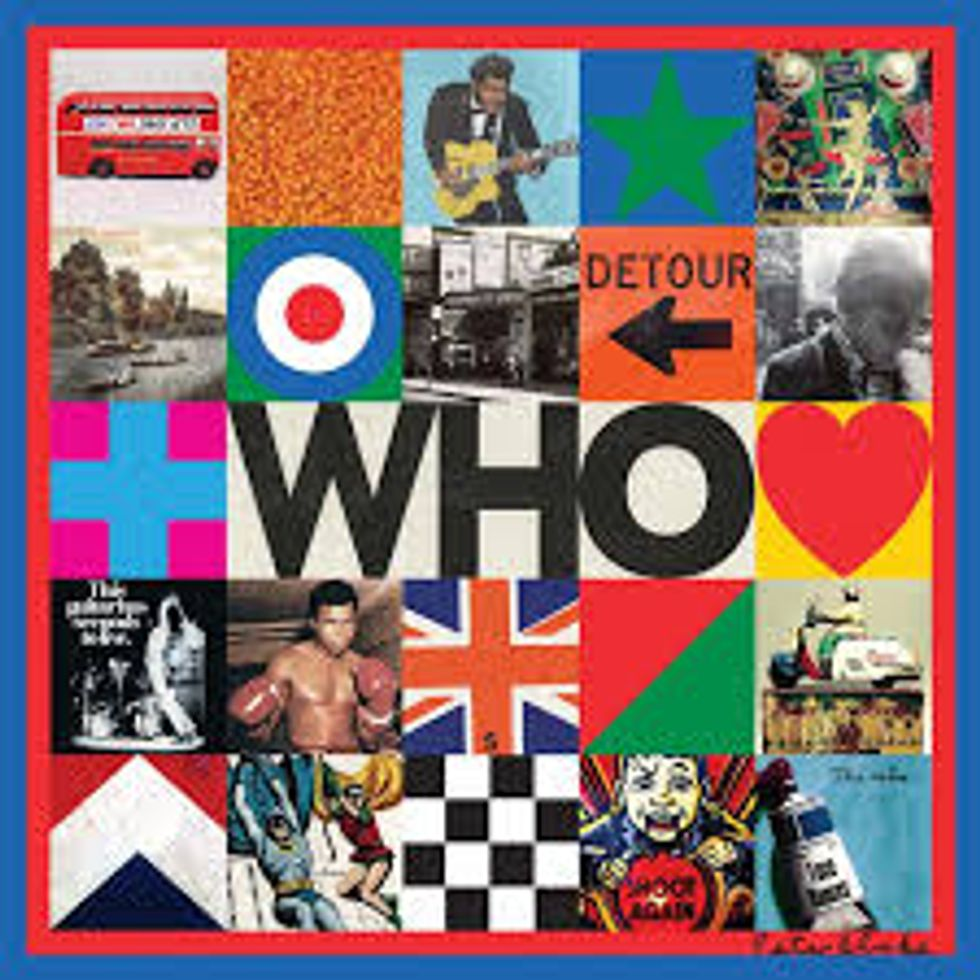 The Who knows you're gonna hate this song: Still defiant on new studio album 'Who'