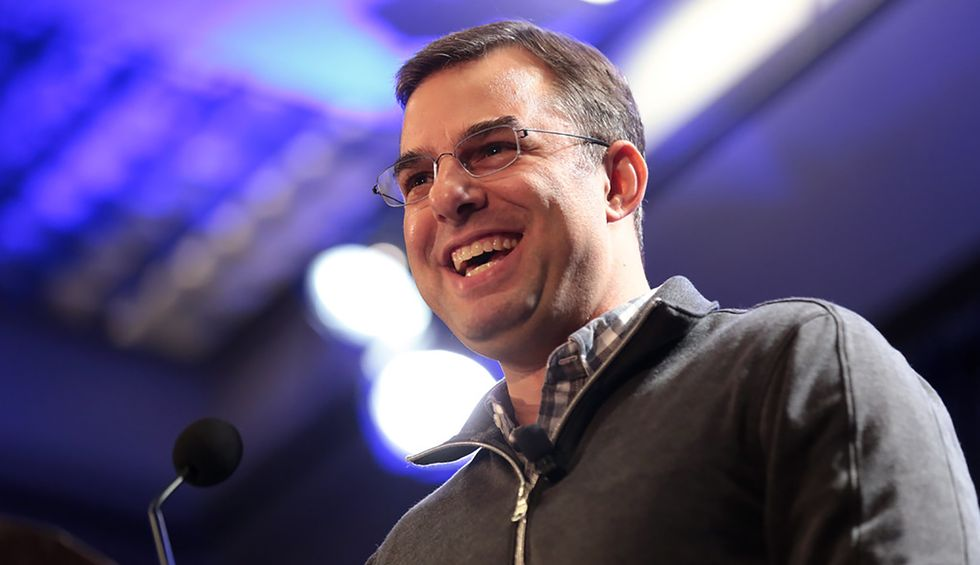 Here's why Nancy Pelosi should make recent Republican Rep. Justin Amash an impeachment manager