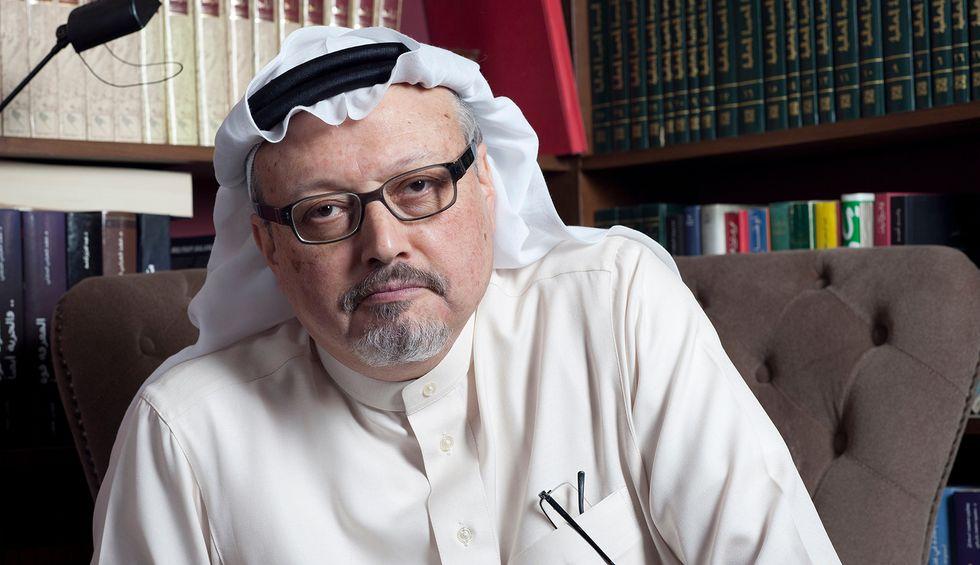 5 men sentenced to death for the murder of WaPo journalist Jamal Khashoggi