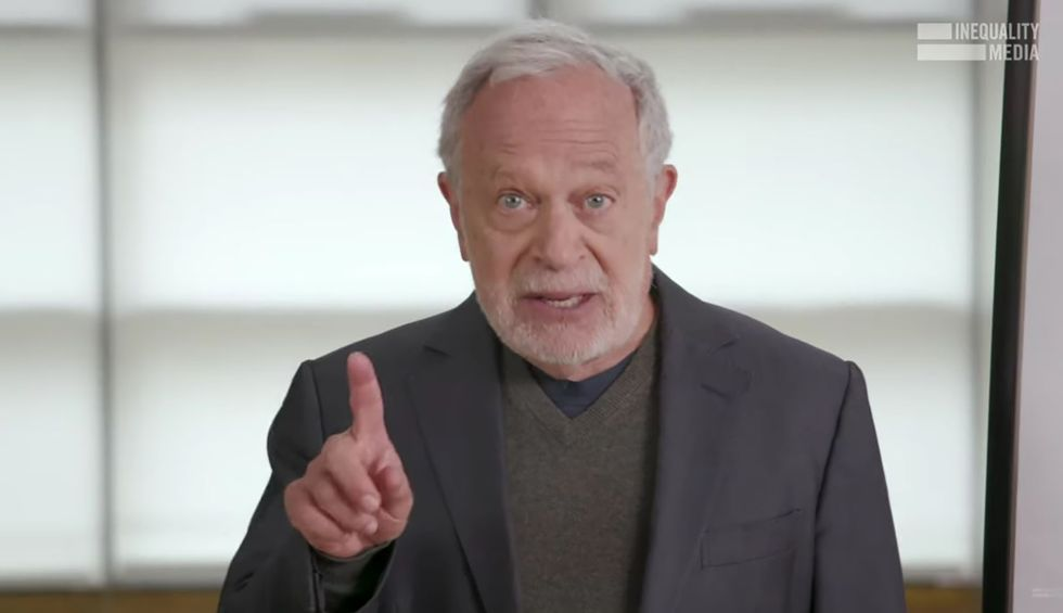 'Shameful and criminal': Robert Reich explains how Trump is selling out America in Syria — and beyond