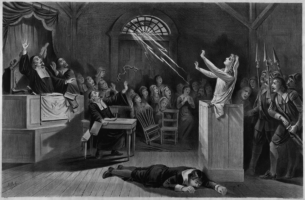 Salem mayor schools Trump on the difference between witch trials and the impeachment proceedings