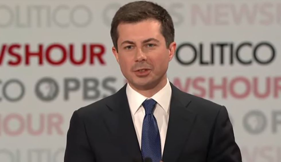 How huge media hype about Pete Buttigieg obscured the significance of his deep-pocketed backers