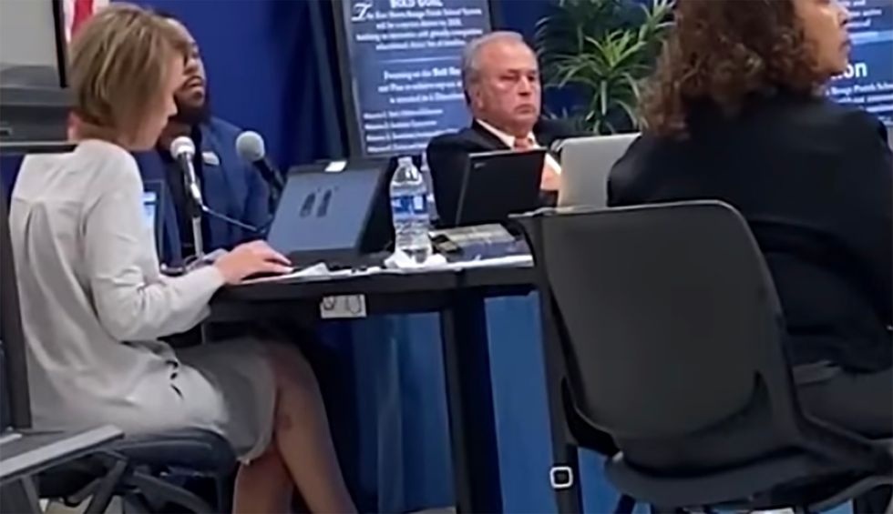 Louisiana school board member denied online shopping during BLM meeting — but a public records request found the receipts