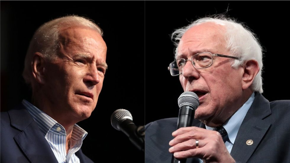 Even some of Bernie Sanders' most 'diehard' supporters are open to voting for Biden if it will get Trump out of office: report