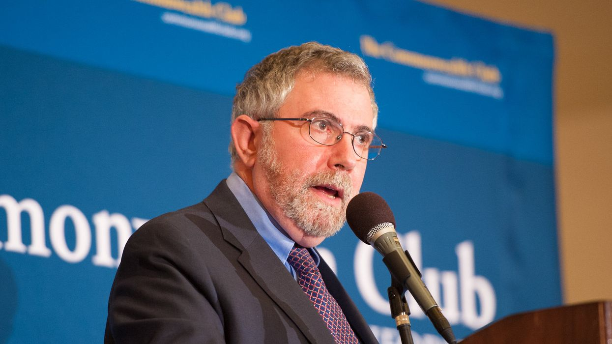 Paul Krugman explains how Texas exposed the dark side of 'free-market fundamentalism'
