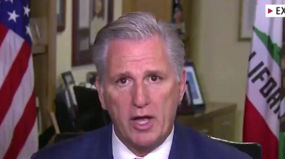 Top House Republican gets slammed for blatantly lying about the FBI investigation of Trump campaign aides