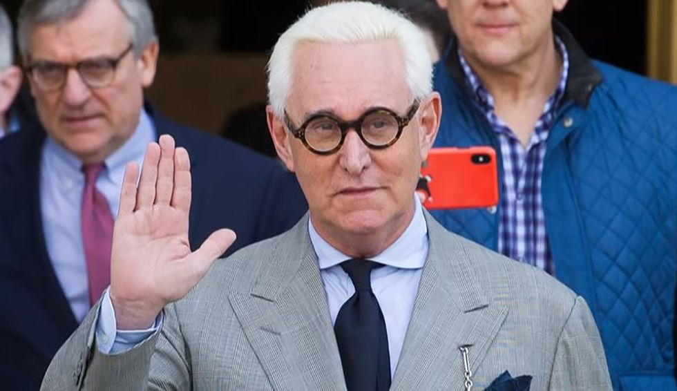 How the Constitution prohibits Trump from pardoning Roger Stone: law professor