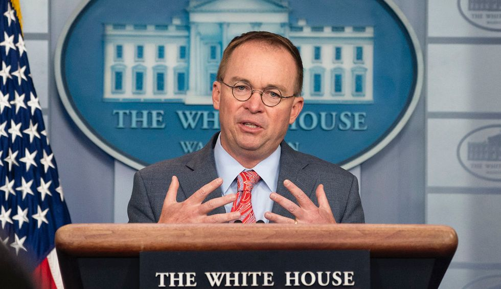Trump announces Mick Mulvaney is out as chief of staff — to be replaced by a congressional ally
