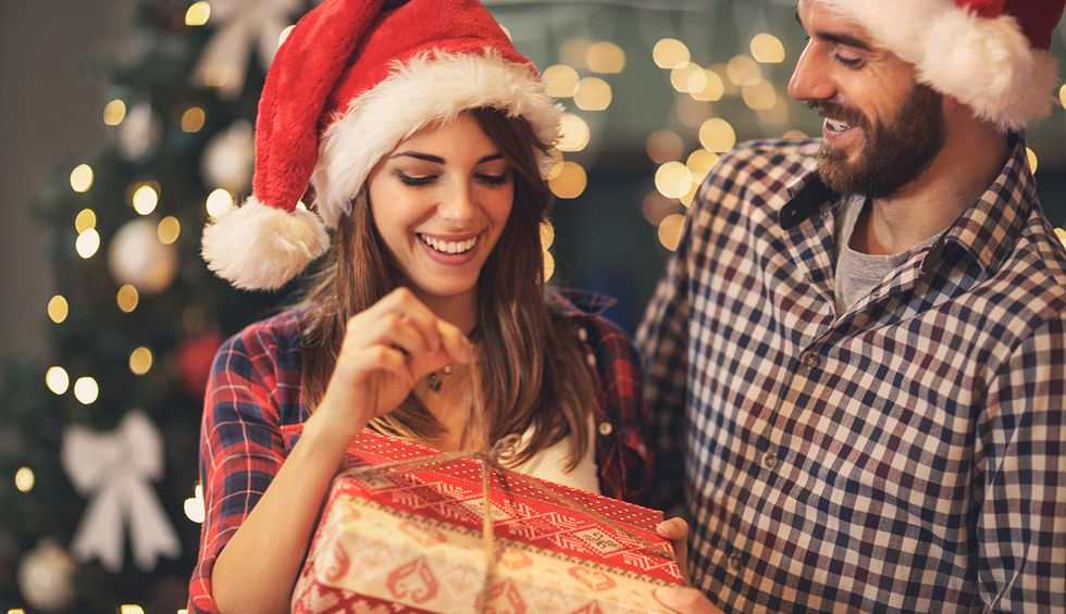 The hidden psychology of Christmas 'poker face'