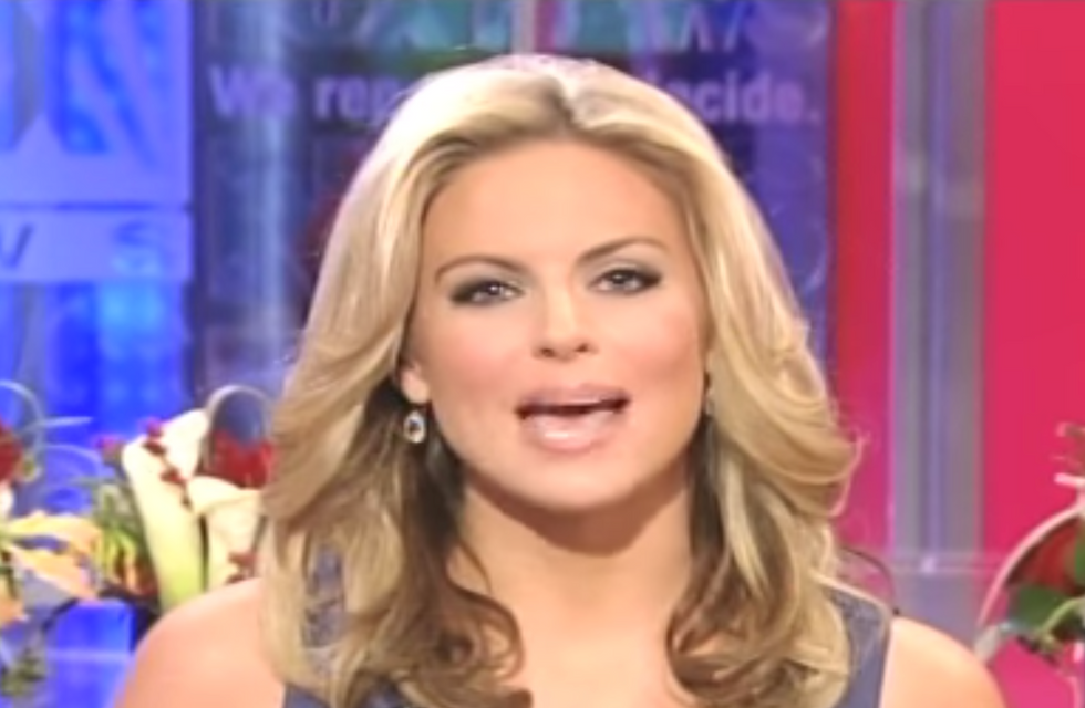 Former Fox News reporter Courtney Friel says Trump propositioned her for a 'kiss' when they were both married