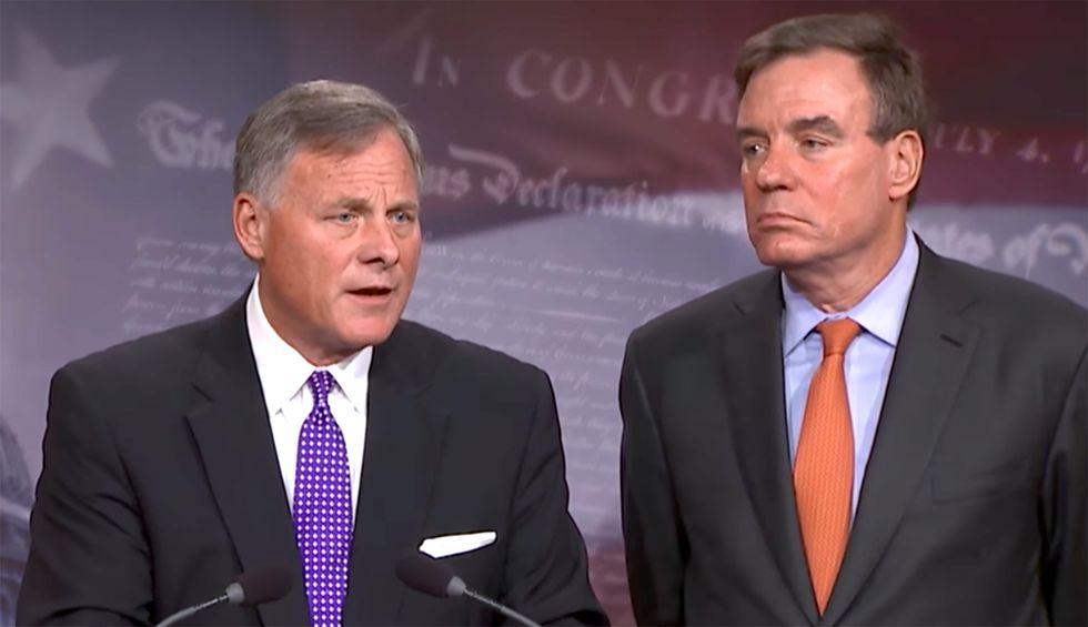 Richard Burr steps down as Senate intel chairman amid FBI probe