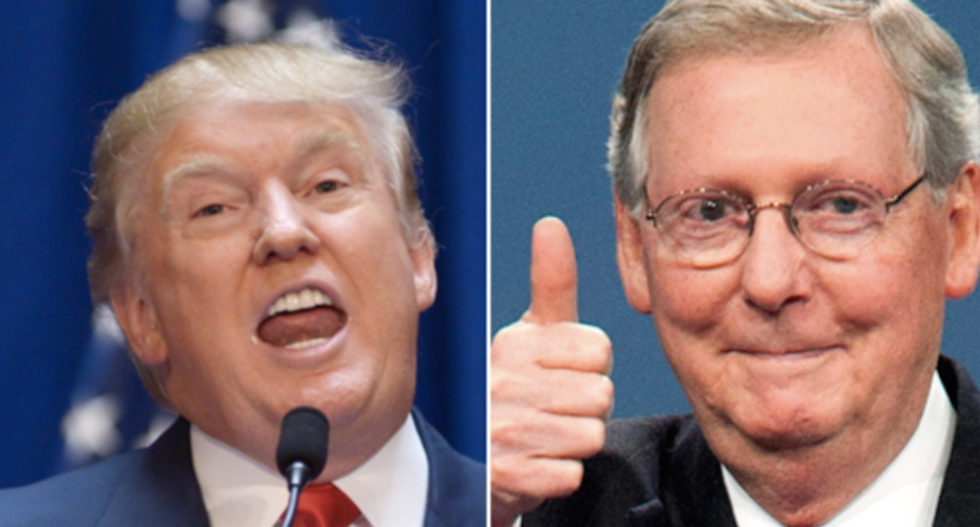 Donald Trump and the 'embarrassment gap' in American politics