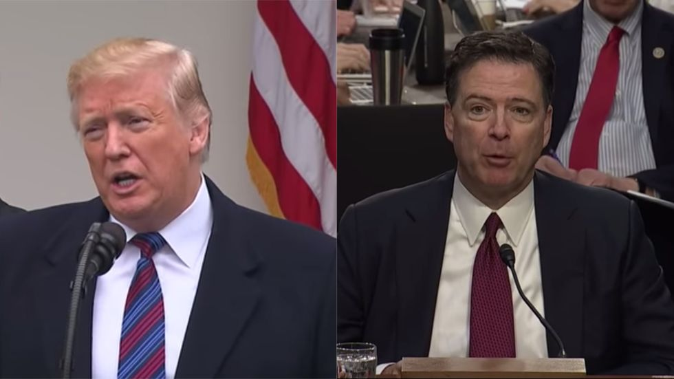 The vindication of James Comey: How the former FBI director just got the last laugh on Trump