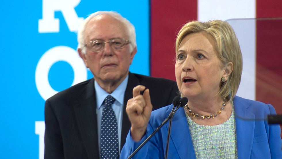 Should Dems worry that Biden would lose Sanders supporters and ultimately the election?