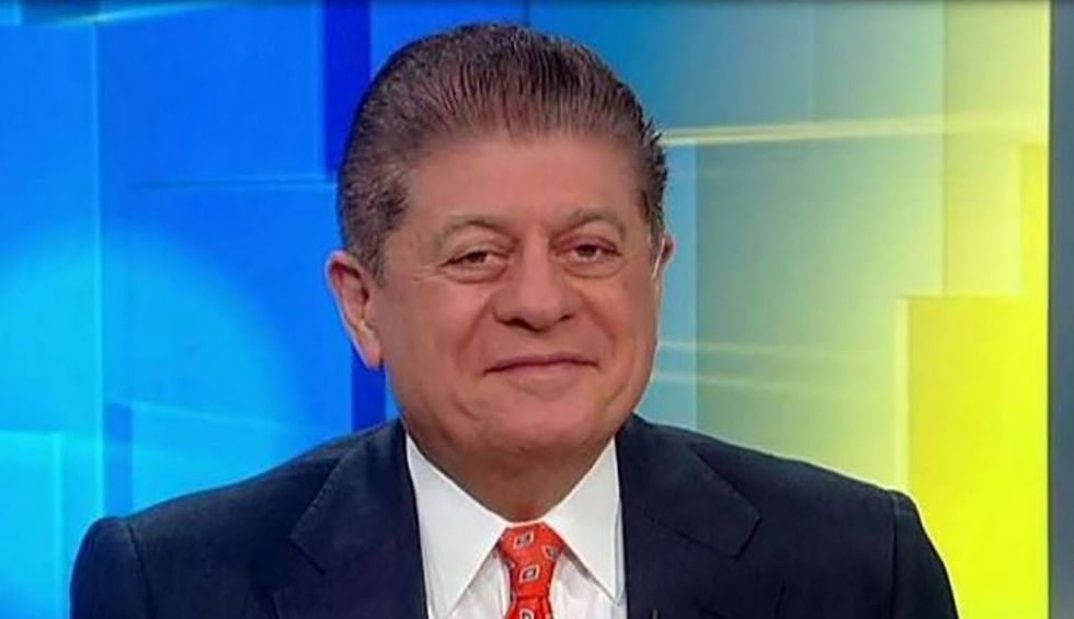 Andrew Napolitano educates extremely confused Fox & Friends host about how impeachment works