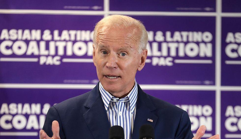 White House adviser Dan Scavino shares faked Biden video