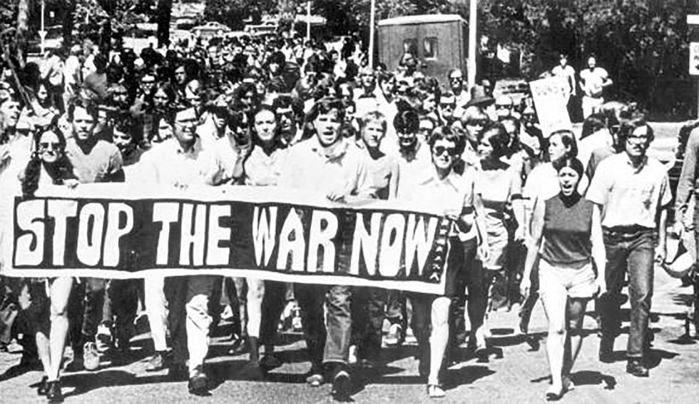 A brief history of the American public's posture towards US wars