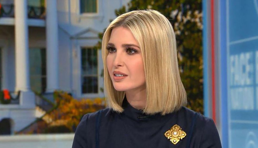 'Sit this one out': Ivanka Trump's complaint about 'smug ridicule' of nation's 'elites' hilariously backfires