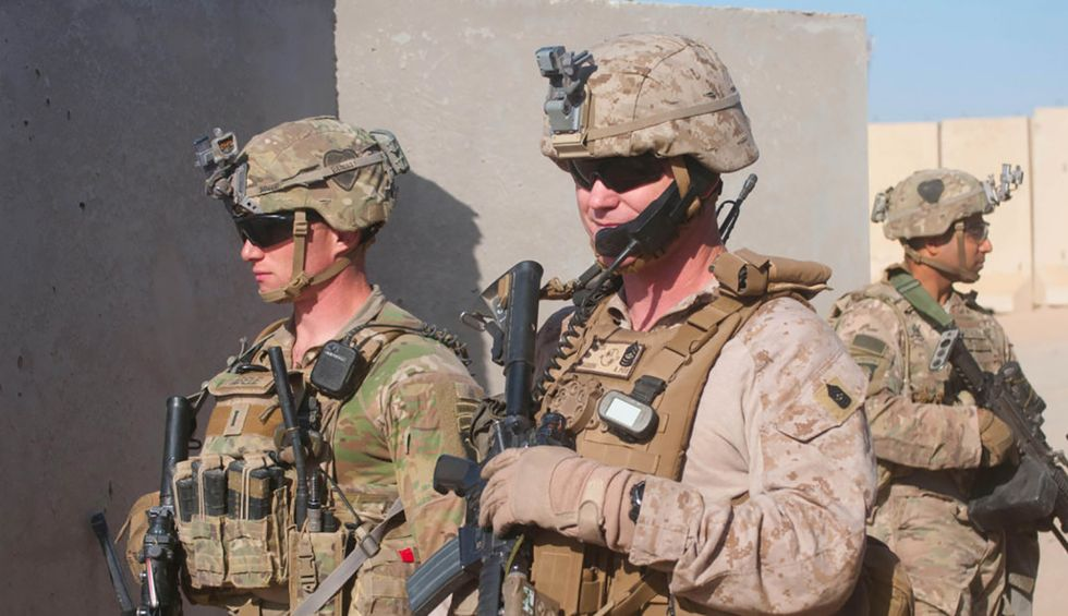 The paradox of America's endless wars