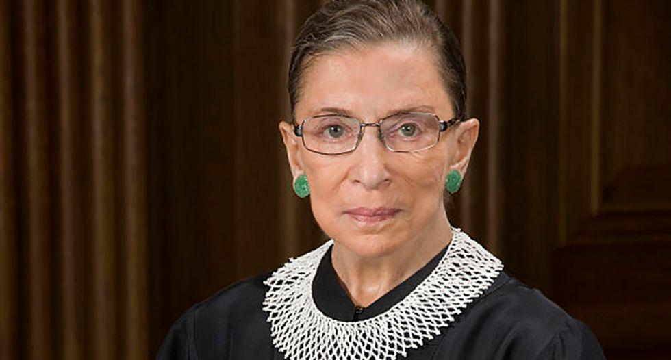 Why Ruth Bader Ginsburg just applauded Brett Kavanaugh