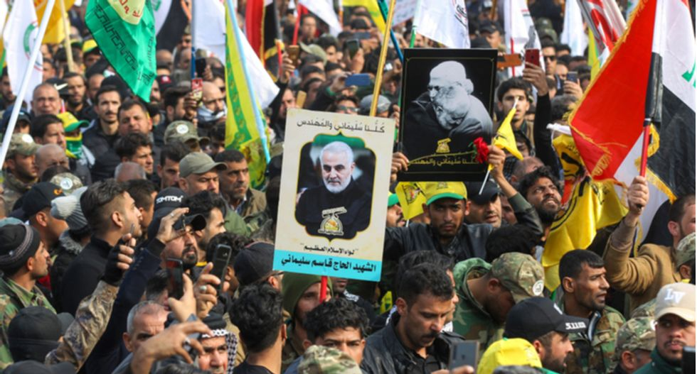 The media is ignoring why Trump's assassination of Suleimani was such an egregious betrayal