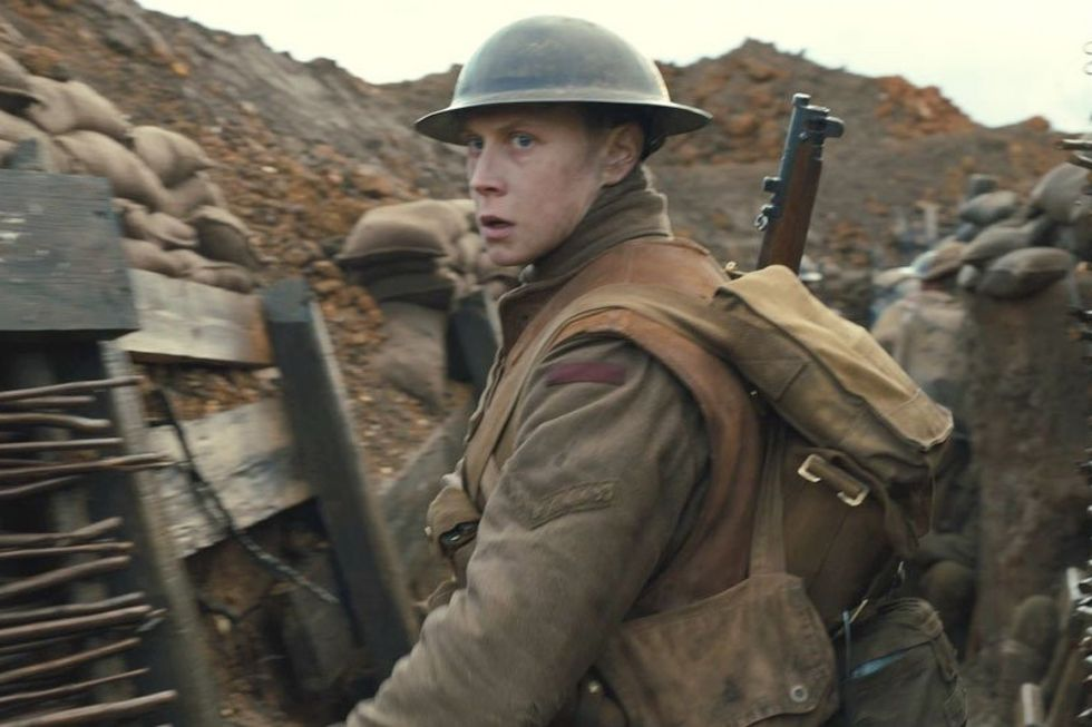 Sam Mendes' '1917' has one major flaw: It's irresponsibly nationalistic in the age of Trump