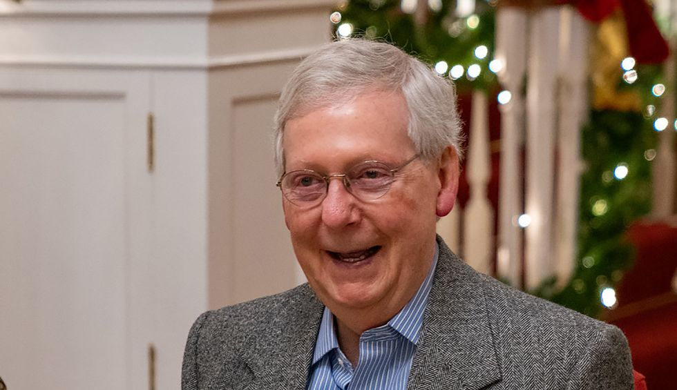 Constitutional lawyer Laurence Tribe: Mitch McConnell has no right to 'dismiss' articles of impeachment