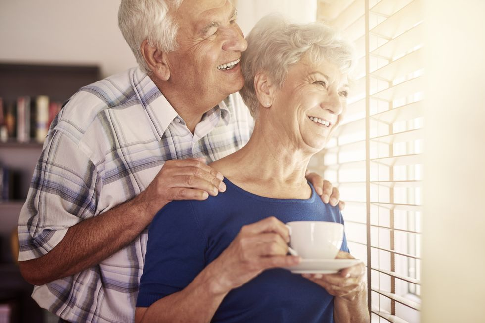A room with a view: Why windows are so important to older people
