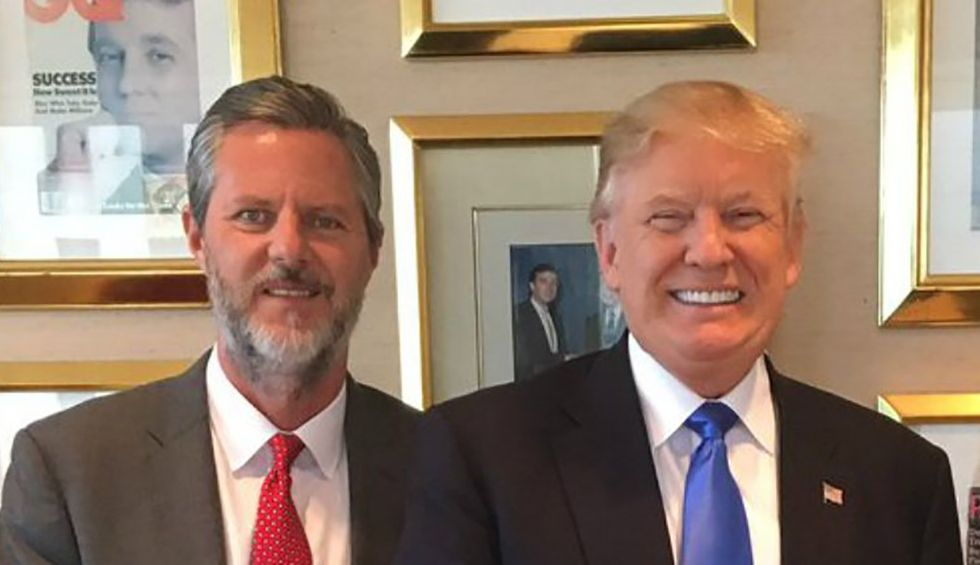 'An affront to God's agenda': Christian minister calls out the 'distorted moral narrative' of evangelicals who support Trump
