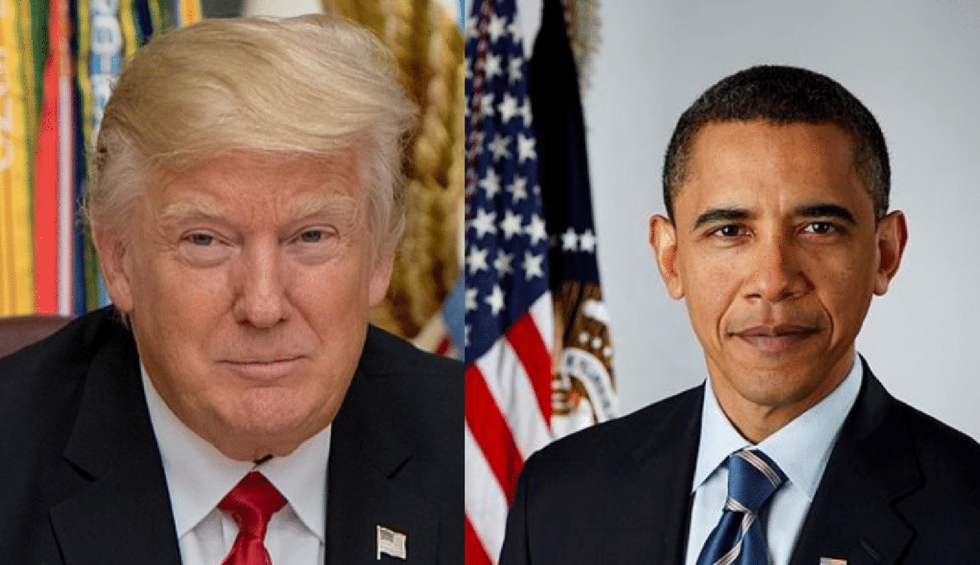 Trump's 'volcano of self-hatred' fuels his jealousy of Obama — and could be the key to beating him in 2020: Anthony Scaramucci