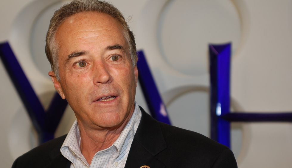 Prosecutors want former GOP Rep. Chris Collins to spend nearly 5 years in prison