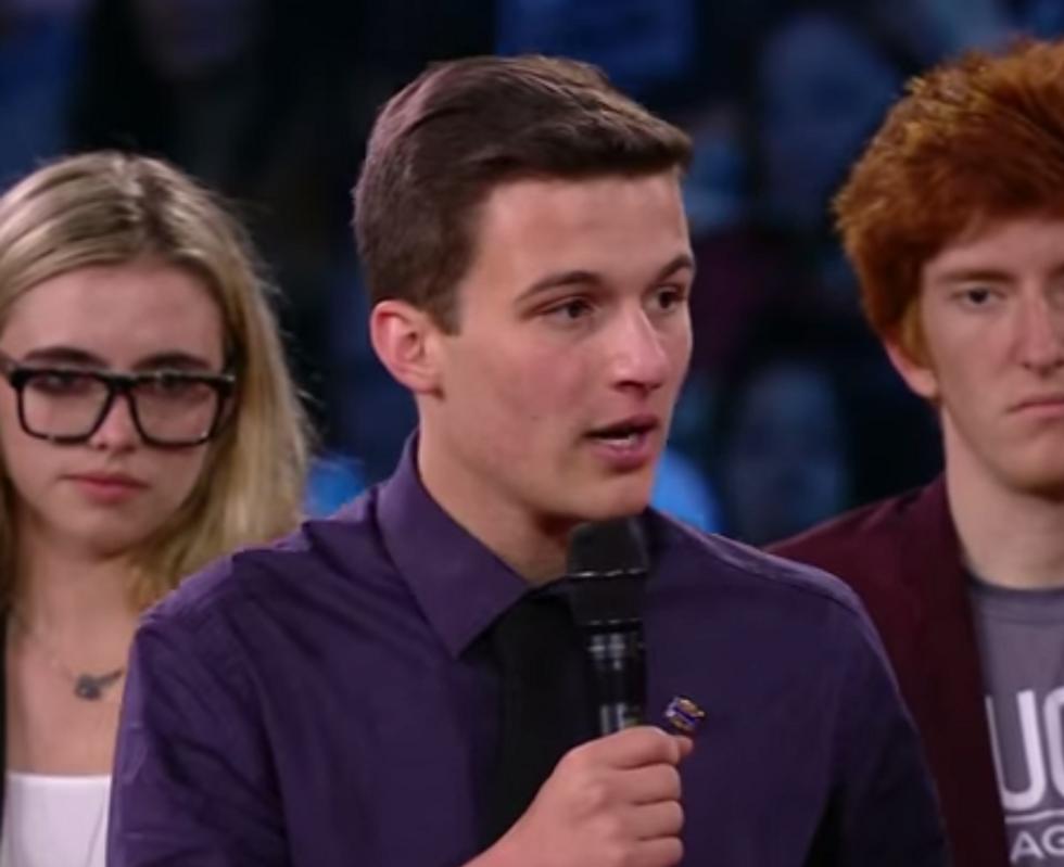 Parkland student destroys the ridiculous idea of giving teachers guns in a new op-ed