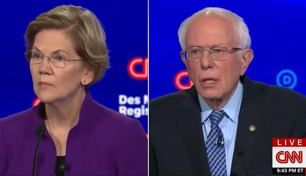 Here's how Democrats can avoid handing Senate seats to the GOP if Warren or Sanders win the presidency