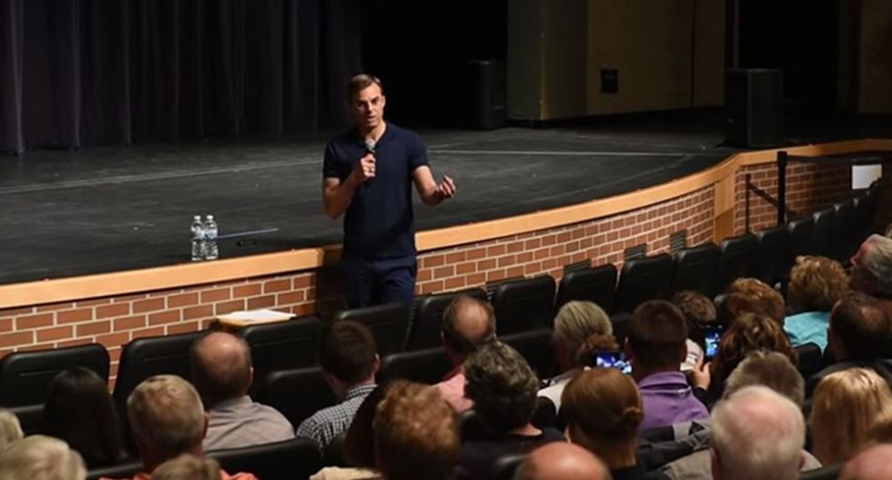 GOP's Amash receives standing ovation during first Town Hall since calling for Trump's impeachment